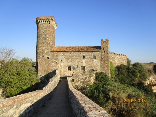 Montalto di Castro, Italien: castello