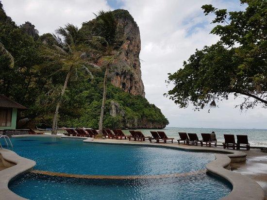 Railay Bay Resort & Spa : 20160927_091253_large.jpg