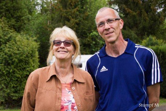 Neufchateau, เบลเยียม: Ron en Annelies Marbus ontvangen u van harte!