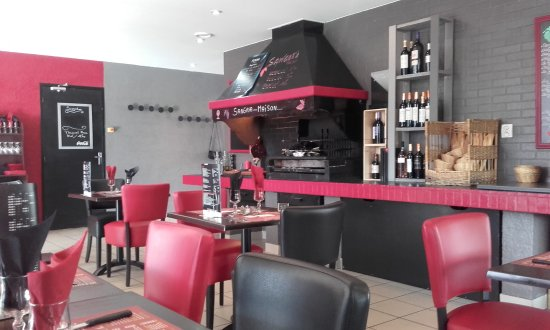 Cestas, France : Intérieur du restaurant
