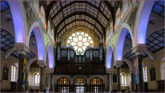 cabtoursNI : Clonard Monastery is a Roman Catholic church