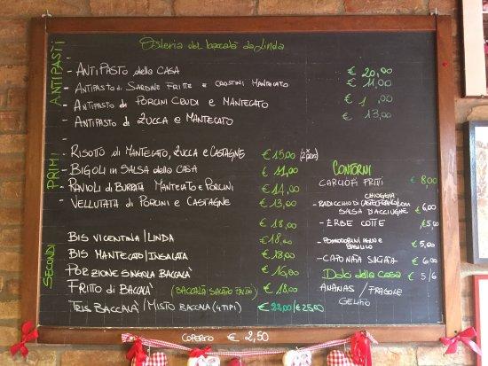 Osteria del Baccala: photo0.jpg
