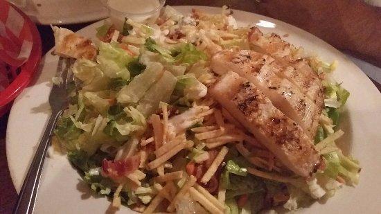 Austinburg, OH: Chopped Salad