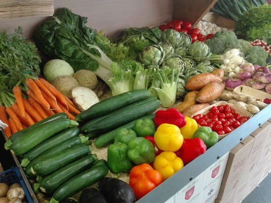 Longeville-sur-mer, فرنسا: A La Bonne Vitamine