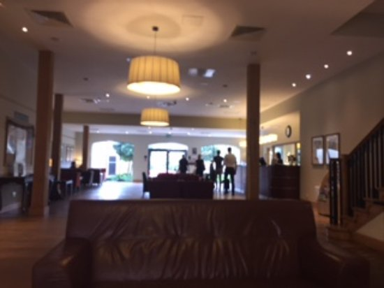 Chesterton, UK : Main Reception