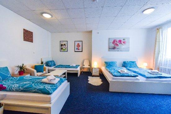 City hotel brno ab chf 39 c h f 8 4 bewertungen for Design apartment udolni brno