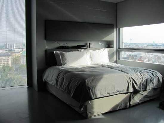Zimmer In Grau Picture Of So Vienna Vienna Tripadvisor