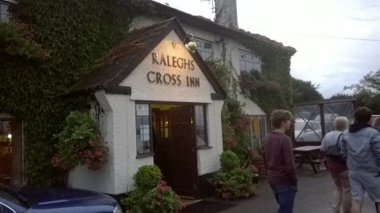 Watchet, UK: great place for a roast