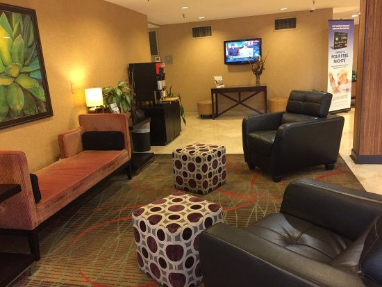 BEST WESTERN Hotel JTB/Southpoint: Lobby
