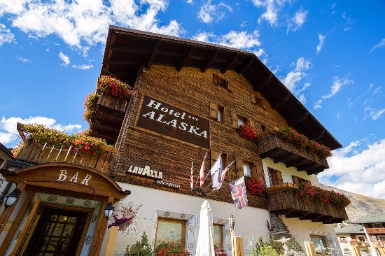 Hotel Alaska Bild