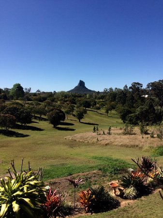 Glass House Mountains, Australië: Crookneck or Mt Coonowrin!