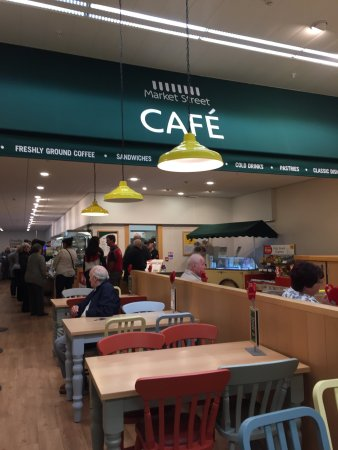 Morrisons Cafe New Brighton