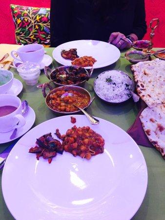 Nhà hàng Ấn Độ Ganesh