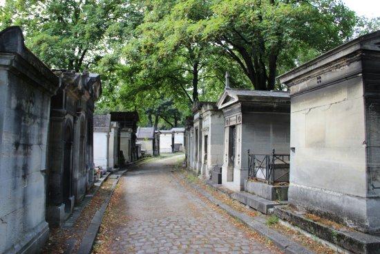 Cmentarz Pere-Lachaise (Cimetiere du Pere-Lachaise)