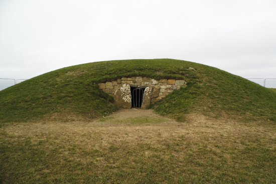 County Meath, Irlande : The Mound of Hostages