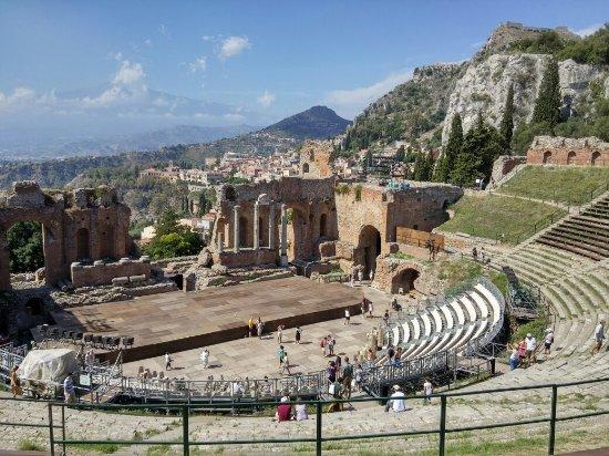 Antiquarium del Teatro Greco Romano di Taormina