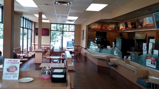 Tim Hortons, James Street, Antigonish, Nova Scotia, Sep 2016