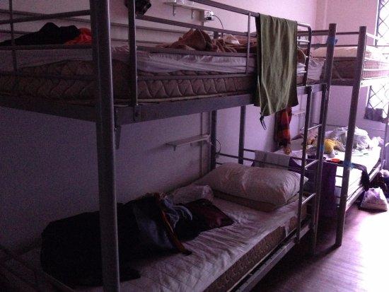 Footprints Hostel: ห้องพักรวม