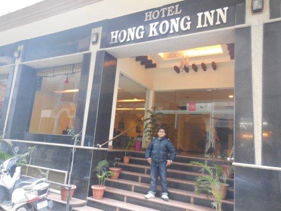 Hotel Hong Kong Inn: Hotel front