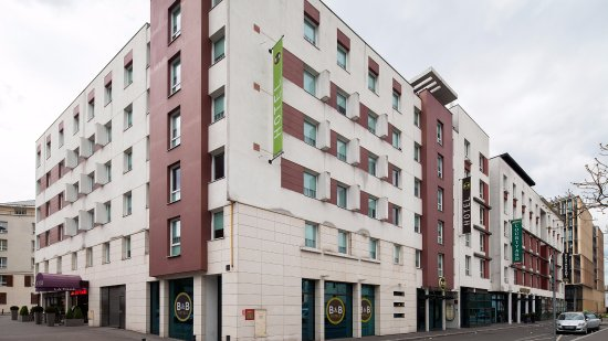 B&B Hotel Paris Saint Denis Pleyel