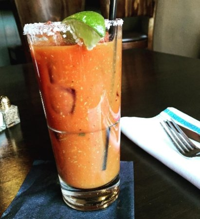 Delaware, OH: Bloody Mary