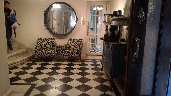 Mito Casa Hotel: Lobby do Hotel
