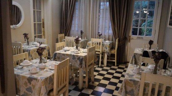 Mito Casa Hotel: restaurante do hotel