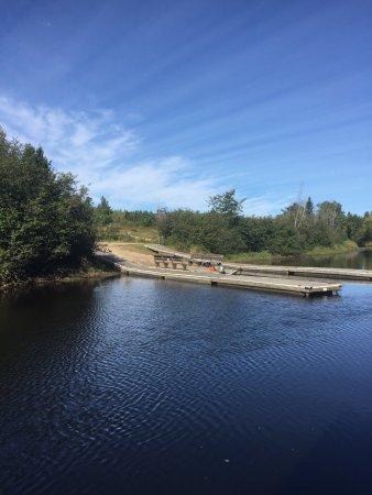 St-Paulin, Kanada: Le baluchon Éco-villégiature