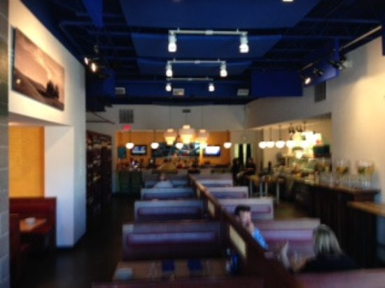 Downstairs Dining Picture Of Tavola Trattoria Bentonville