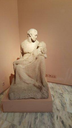 Museo Victorio Macho: Obras.