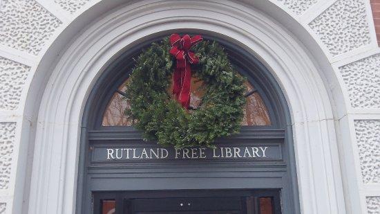 Rutland, VT : The Holiday's at RFL