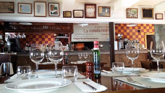 Bejar, Spanyol: Salon