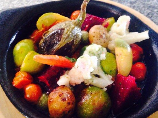 Bejar, Spanyol: Triskel de verduras