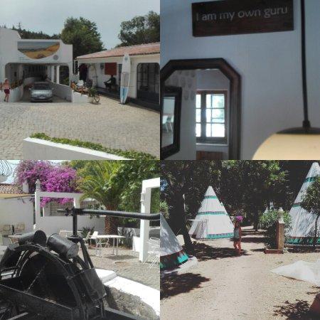 Budens, Portogallo: Salema Eco Camp