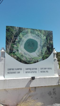 Budens, Portugal : Salema Eco Camp