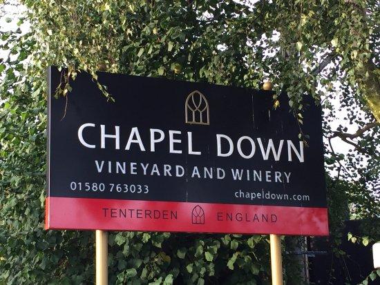 Chapel Down Bike Tour