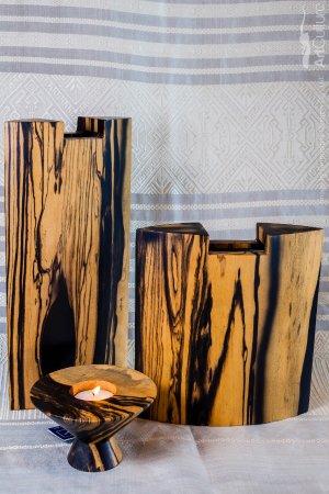 Choeng Thale, Ταϊλάνδη: Ebony wood