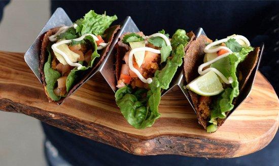 Delta, Canadá: Jusu Vegan Tacos