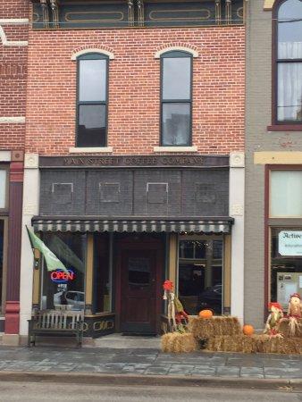 Farmland, Индиана: Main Street Coffee Co.