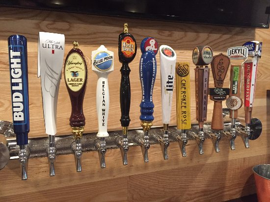 Athens, GA: Craft Beers on Draft