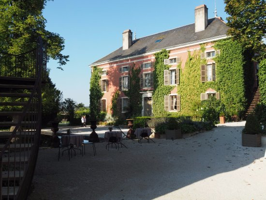 Le Chateau De Courban & Spa Nuxe Photo
