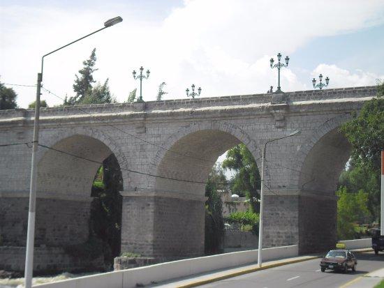 Puente Grau: puente