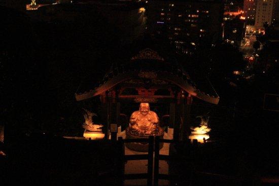 Yamashiro: Área na parte de fora do Restaurante