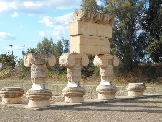 Bernalda, Itálie: Parco archeologico