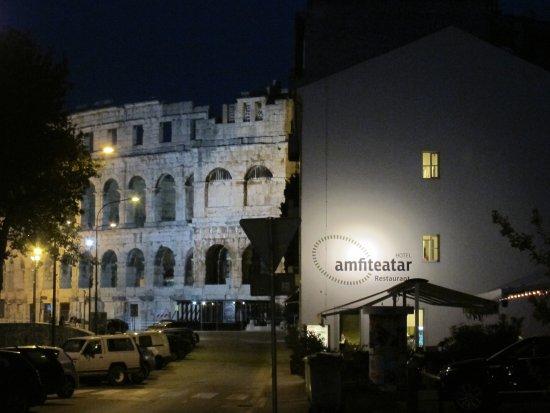 Amfiteatar Hotel Foto