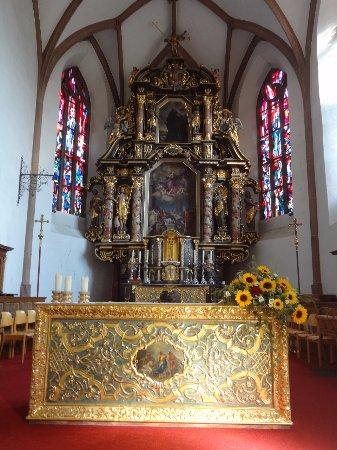 Kirche St.Gallus Kirchzarten (maître-autel)