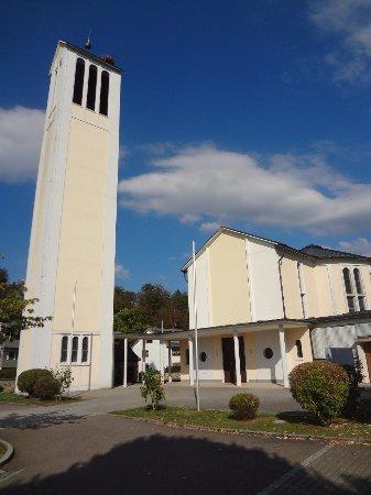 Stegen Kirche Herz-Jesu (vue extérieure)