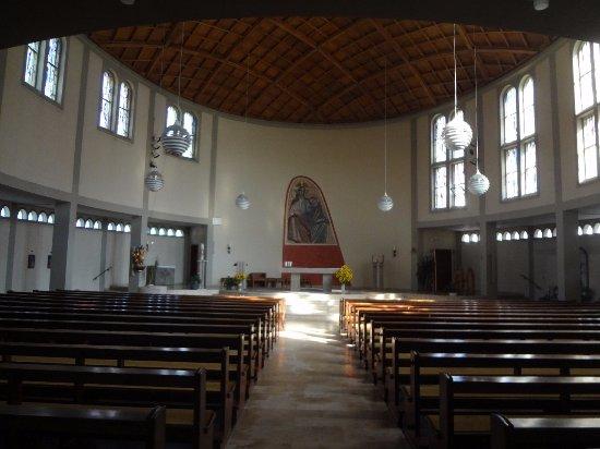 Stegen Kirche Herz-Jesu (nef centrale)