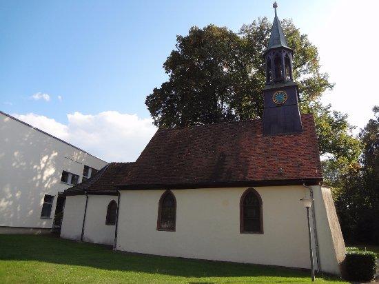 Stegen Kirche Herz-Jesu - Schlosskapelle St.Sebastian