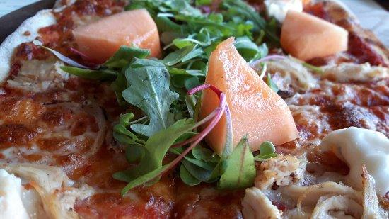 Kuopio, Finlandia: Roomalainen pizza